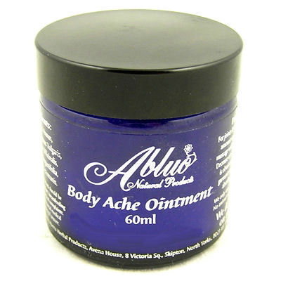 Abluo Body Ache Ointment 60ml- Natural Arthritis Treatment