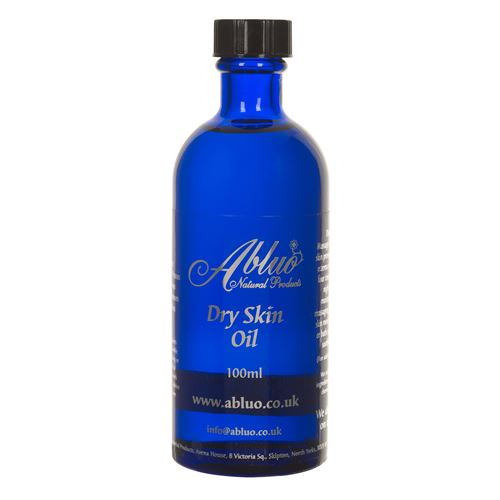 Abluo Dry Skin Massage Oil 100ml