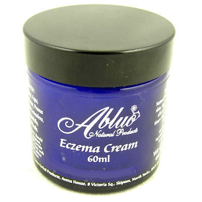 Abluo Eczema Cream 60ml- With Essential Oils