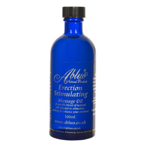 Abluo Erection Stimulation Massage Oil 100ml