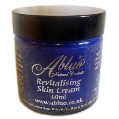Abluo Revitalising Skin Cream 60ml- For Smoother Hydrated & Younger Appearance