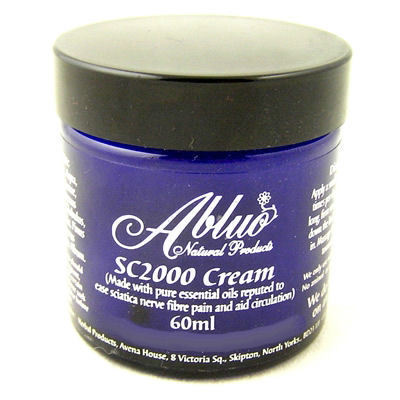 Abluo SC2000 Cream- Helps Ease Sciatica Pain.