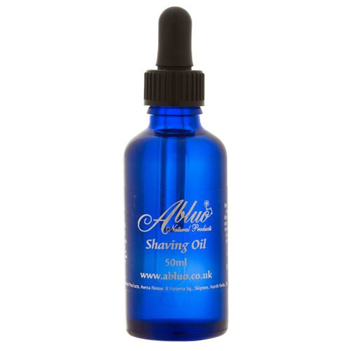 Abluo Shaving Oil 50ml- Made with Natural Oils