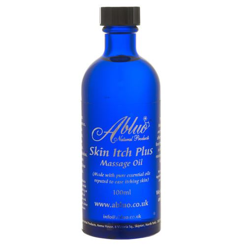 Abluo Skin Itch Plus Massage Oil 100ml