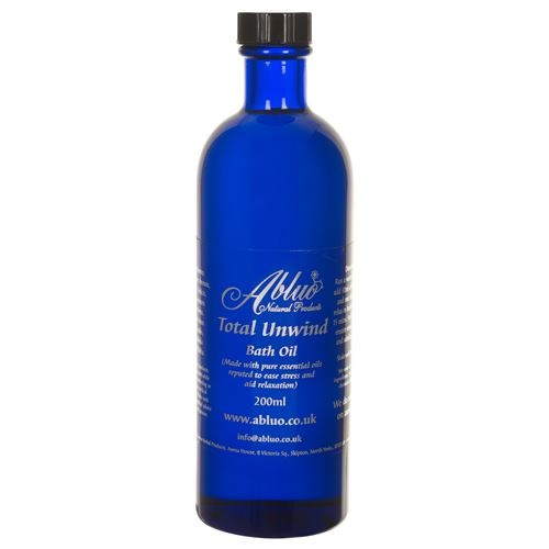 Abluo Total Unwind Bath Oil 200ml