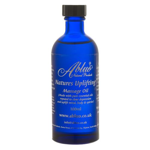 Abluo Uplifting Luxury Massage Oil 100ml