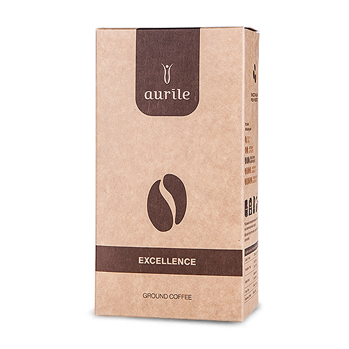 Aurile Excellence Ground Coffee (250g)
