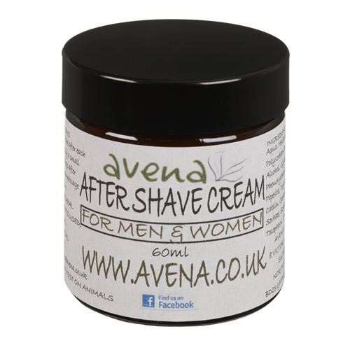 Avena After Shave Cream For Men & Women