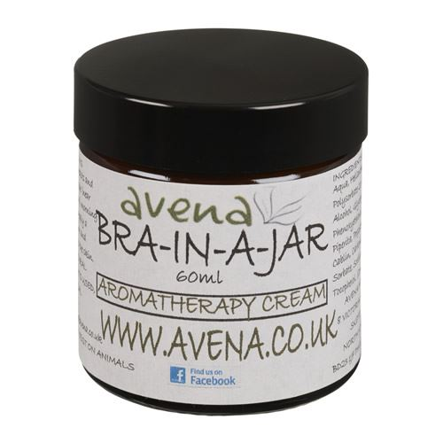 Avena Bra In A Jar. Helps To Uplift & Firm