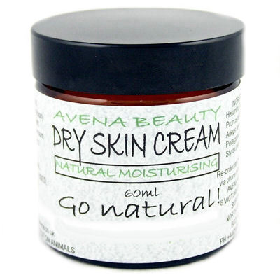 Avena Dry Skin Cream . A Luxury Natural Aromatherapy Cream
