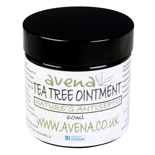 Avena Tea Tree Antiseptic Ointment - Natures Own Antiseptic Comes in 3 Sizes