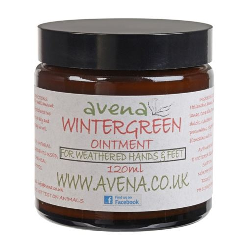 Avena Wintergreen Ointment - For Weathered Hands & Feet