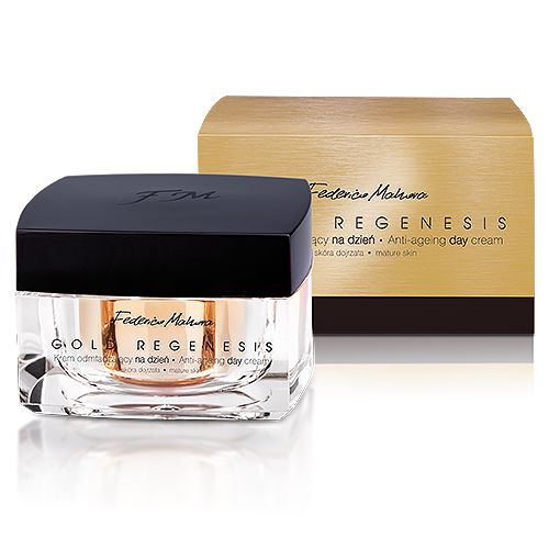 Federico Mahora Gold Regenesis Anti-ageing Day Cream 50ml