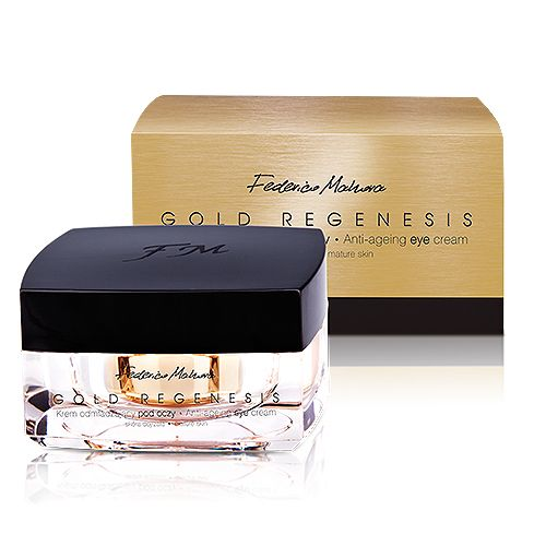 Federico Mahora Gold Regenesis Anti-ageing Eye Cream 20ml