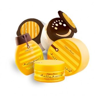 Federico Mahora Hello Honey Bath Gift Set
