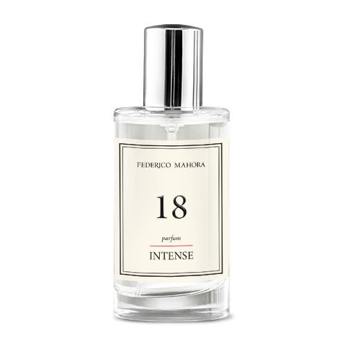 Federico Mahora Intense 18 Perfume For Her 50ml