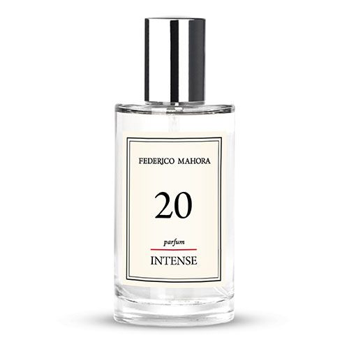 Federico Mahora Intense 20 Perfume For Her 50ml