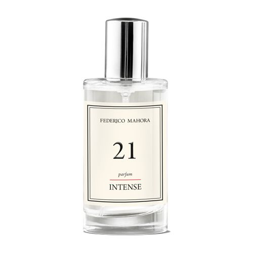 Federico Mahora Intense 21 Perfume For Her 50ml