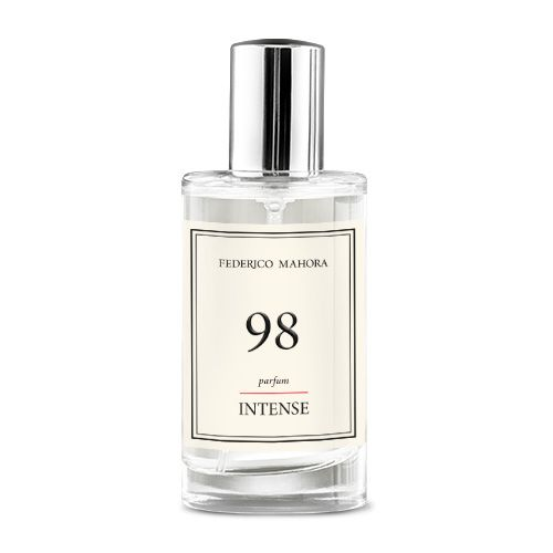Federico Mahora Intense 98 Perfume For Her 50ml
