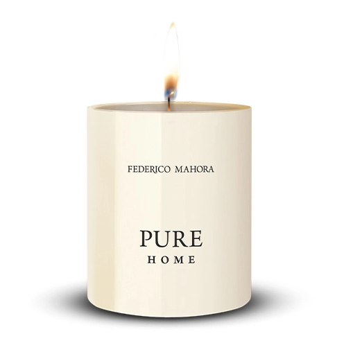 Federico Mahora Perfumed Home Ritual Fragrance Candles