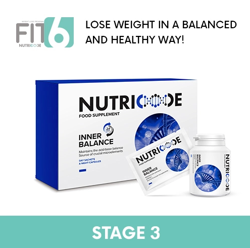 FIT 6 Stage 3 - Nutricode Inner Balance