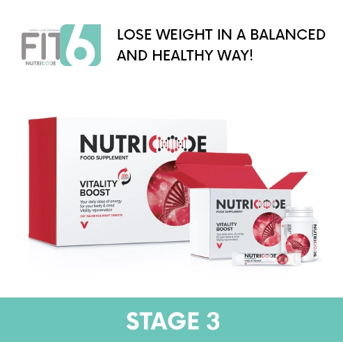 FIT 6 Stage 3 - Nutricode Vitality Boost