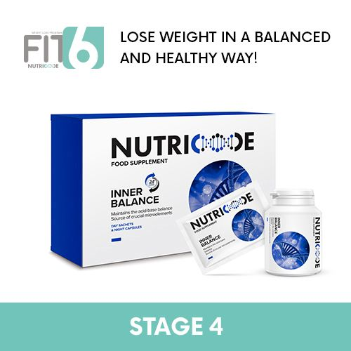 FIT 6 Stage 4 - Nutricode Inner Balance