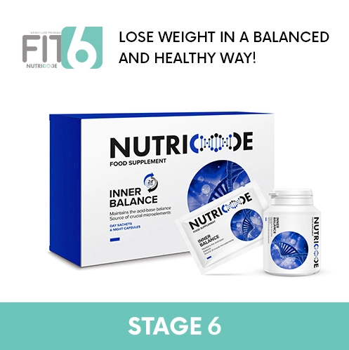 FIT 6 Stage 6 - Nutricode Inner Balance