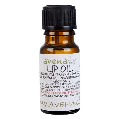 Lip Oil.  A Natural Antiseptic Oil For Cold Sores 10ml