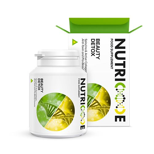 Nutricode Beauty Detox - With Spirulina & Active Collagen