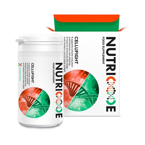Nutricode Cellufight -Cellulite Reduction Supplement