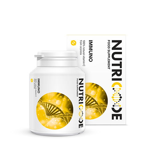 Nutricode Immuno 100% Natural Vitamin C With Acerola Extract