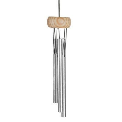 Piccolo 3 Tube Wind Chime- 28cm Long