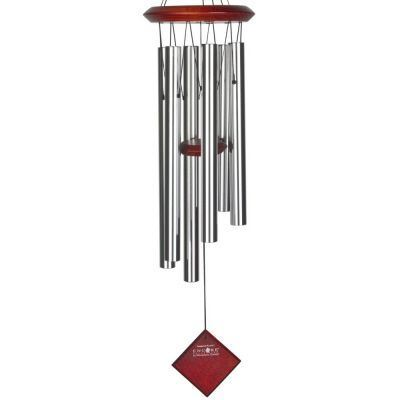 Pluto Chime Silver- Designed & Handcrafted For Superior Musical Performance.