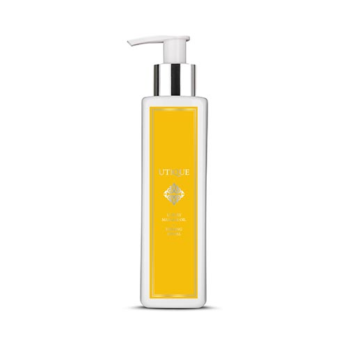 Utique Firming Ritual Luxury Massage Oil 200ml