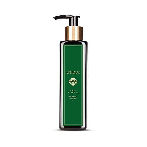 Utique Relaxing Ritual Luxury Massage Oil 200ml