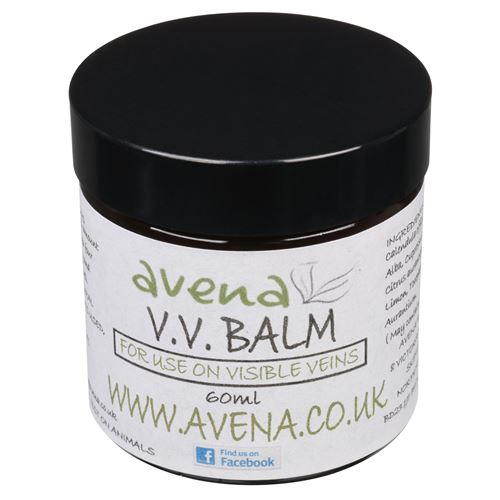 V.V Calendula Balm. Natural Treatment For Visible Veins
